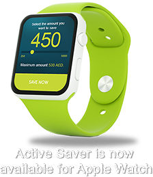 Active Saver in Apple